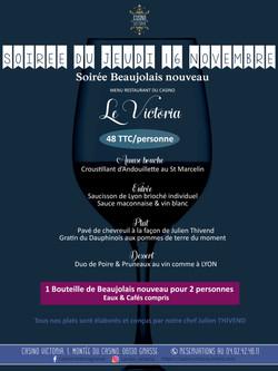 soiree beaujolais nouveau 2017
