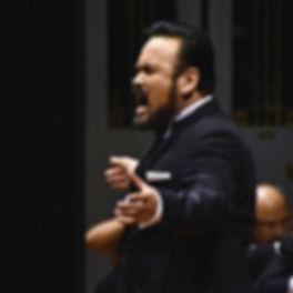 No te pierdas al tenor mexicano en #show