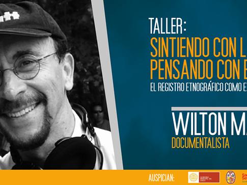 """Taller, conversatorio y presentación de """"Fiesta Transnacional: 20 Años Después"""" en el V Fe"""