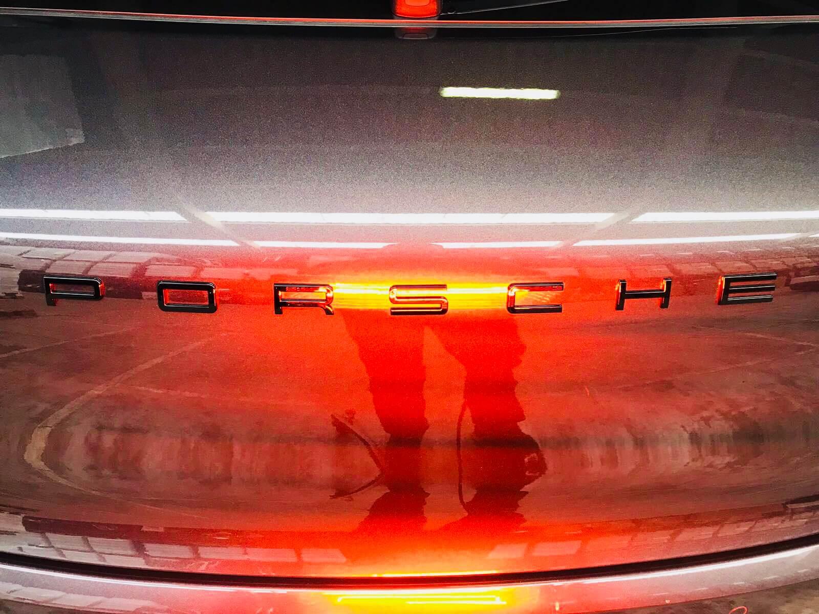 Protection céramique Porsche Macan