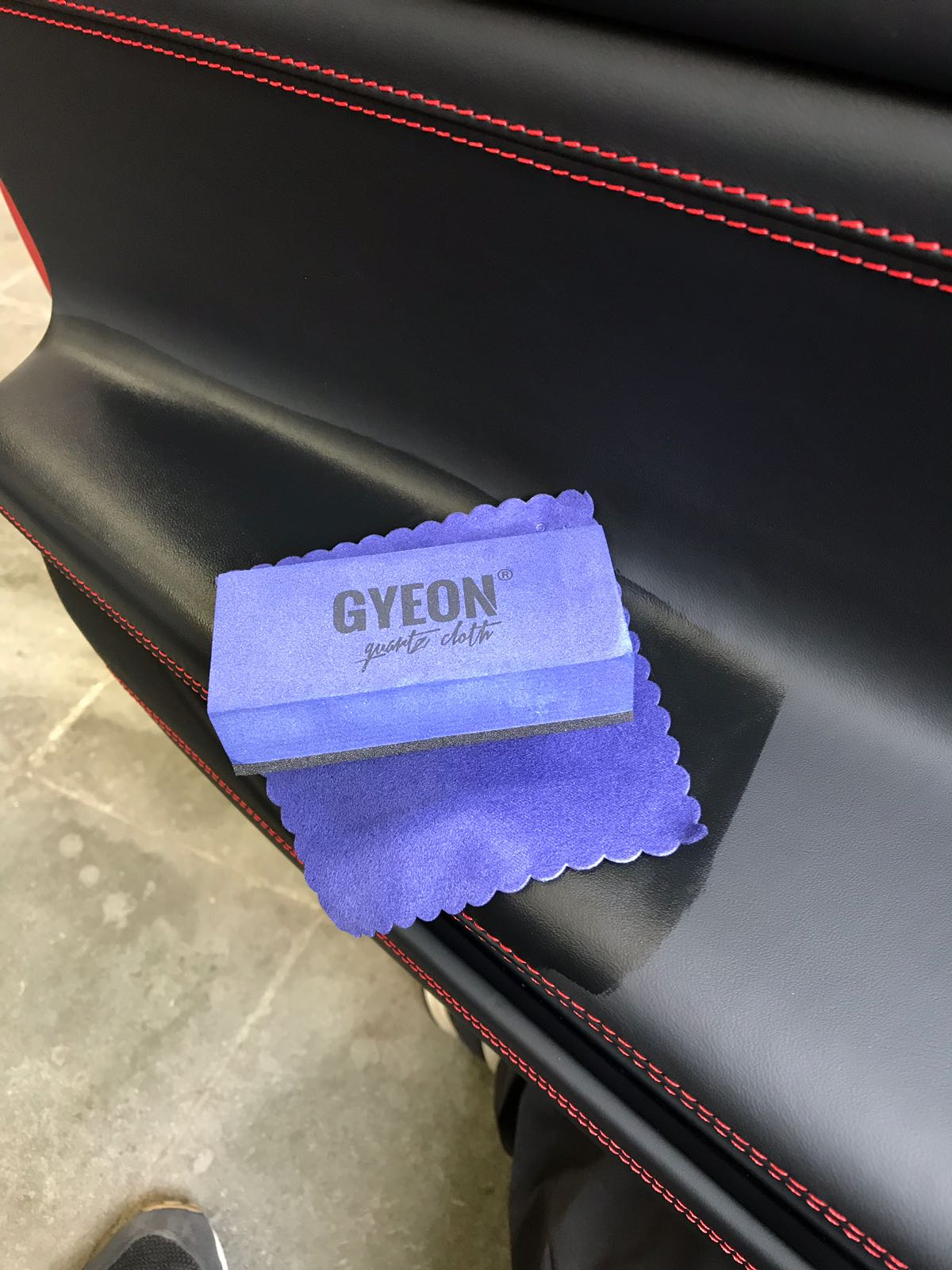 Gyeon Quartz Bruxelles