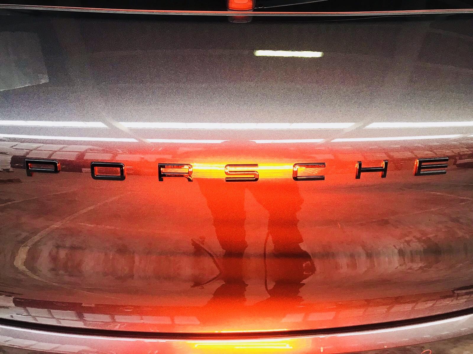 Protection céramique Porsche