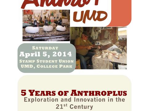 Keynote Speech at AnthroPlus, University of Maryland College Park