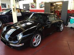 Porsche cire