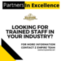 Looking for Trained Staff in Your Industry