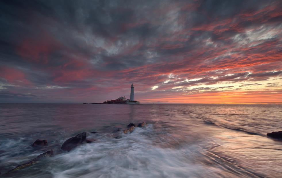 St Mary's Lighthouse.3