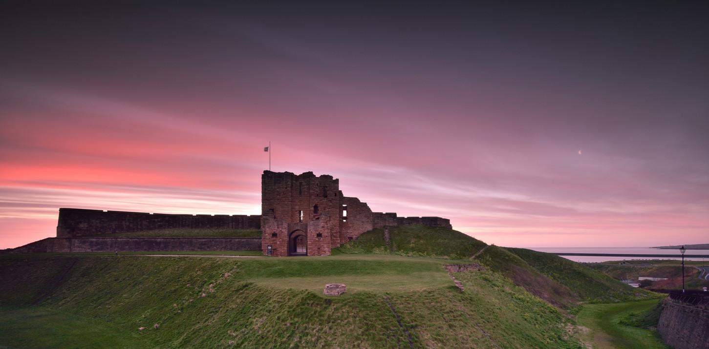 Tynemouth Priory,Castle