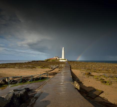 St Mary's Lighthouse.2