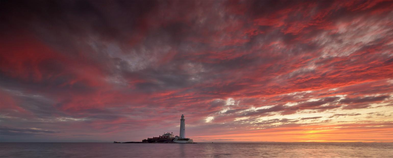 St Mary's Lighthouse.1
