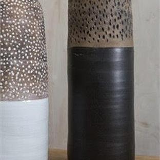 Apo Vase -Black