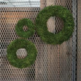 """Cypress Wreath - 18"""""""
