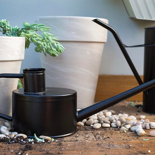 Fletch Watering Can - Black