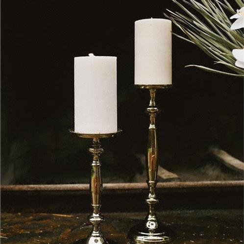 Cathedral Pillar Candleholder - Medium
