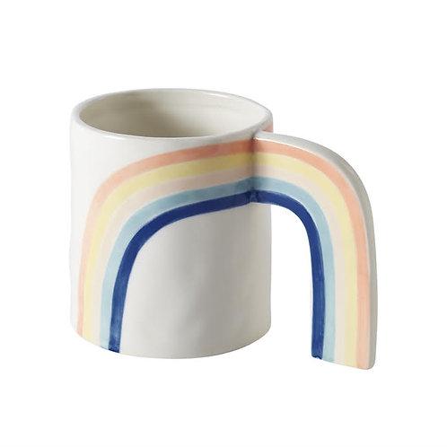 Good Vibes-Rainbow Coffee Mug