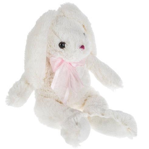 Plush Bunny - White