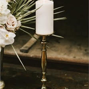Cathedral Pillar Candleholder - Large