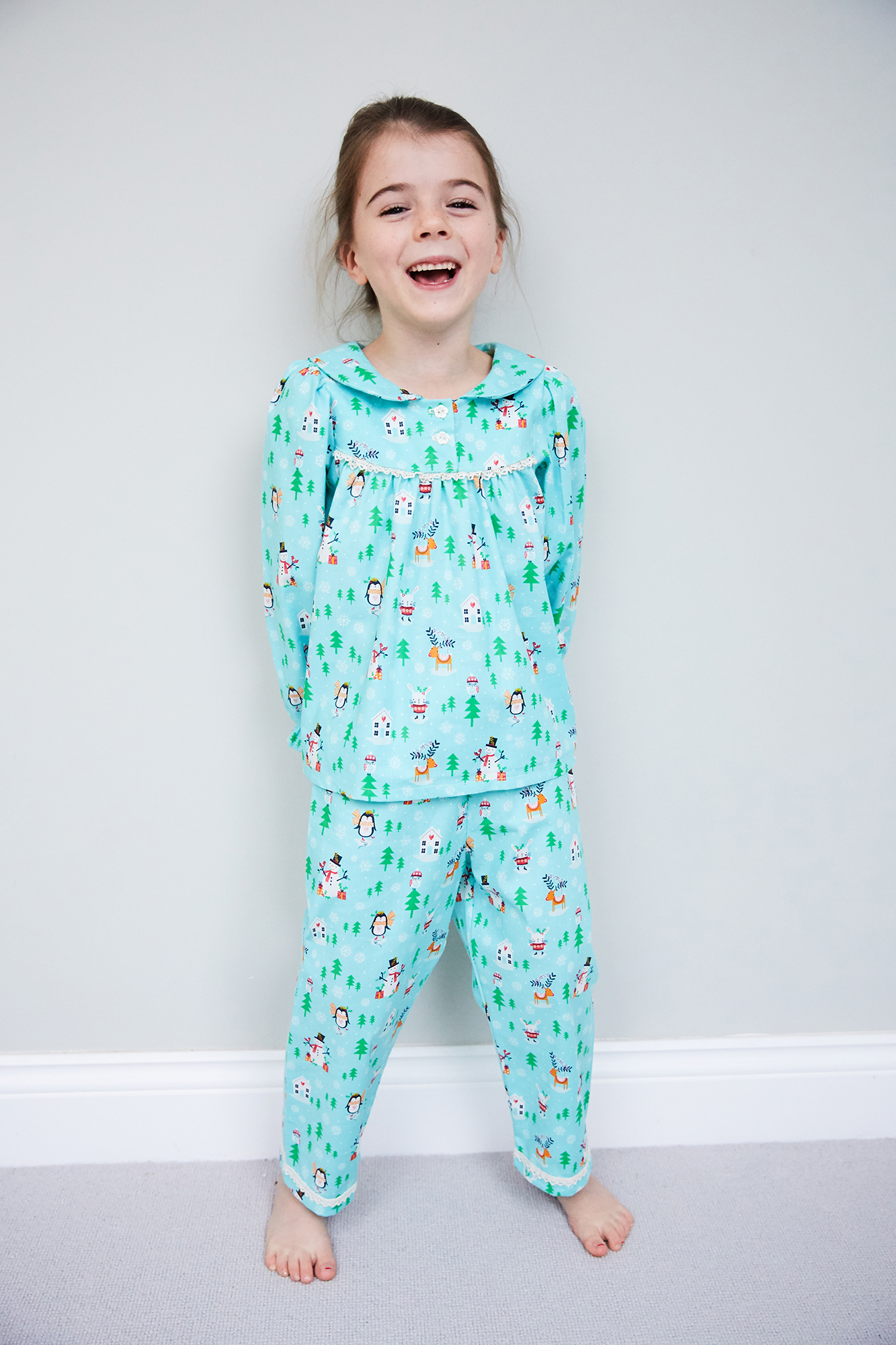 Pretty Polly PJ's 'Winter'