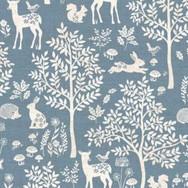 Blue Woodland