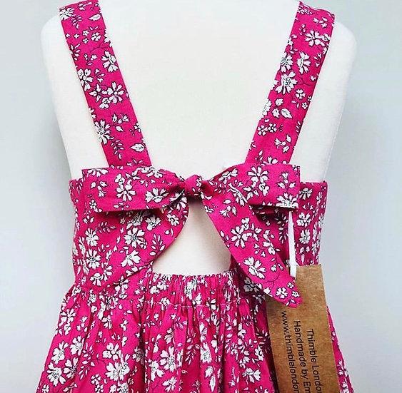 'Bow Back' Dress