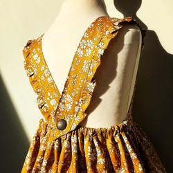 Liberty Pinafore dress