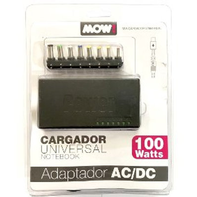 Cargador Universal MOW! 100W (100W-5A max)