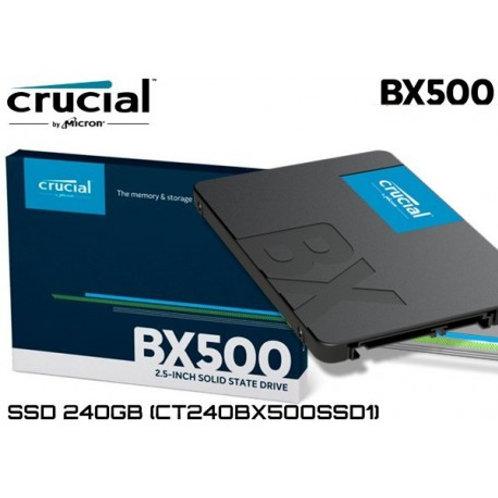 SSD Crucial BX500 240GB SATA 6Gb/s