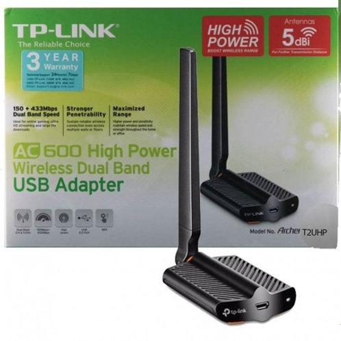 Placa de red USB Wireless TP-Link Archer T2UHP