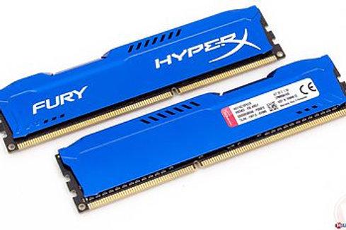 DIMM 4GB DDR3 Kingston HyperX FURY 1600mhz