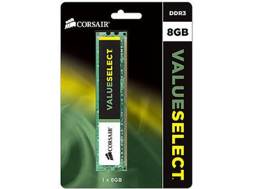 DIMM 8GB DDR3 Corsair Value 1600mhz