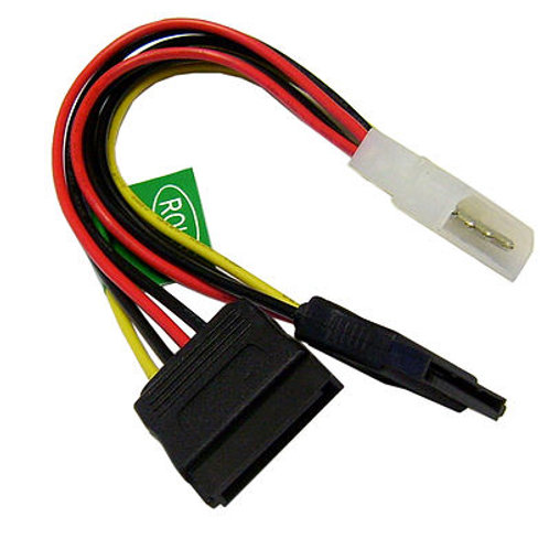 "Cable Sata Power bifurcado tipo ""Y"" 15cm"