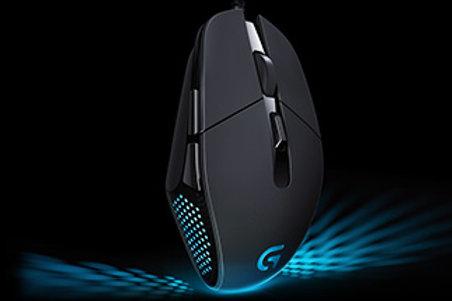 MOUSE - Logitech G302 - Daedalus Prime