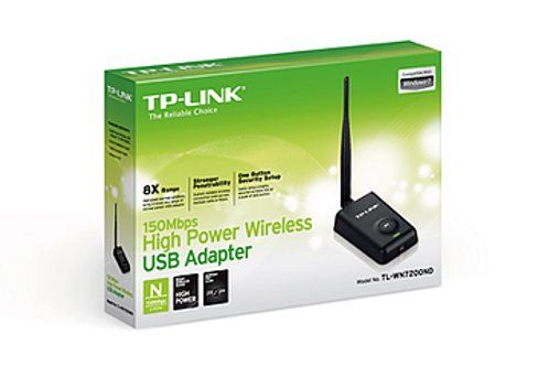 Placa de red USB Wireless TP-Link 7200ND