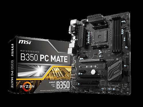 MSI B350 PC MATE (s.AM4)