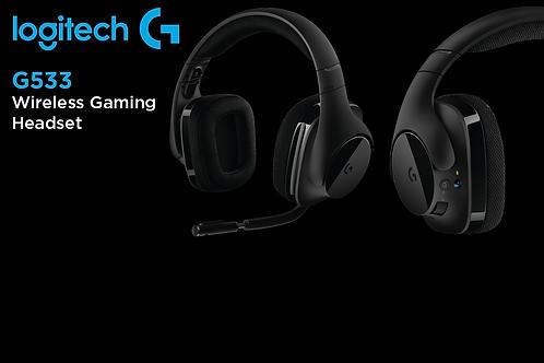 HEADSET - Logitech G533 - Wireless