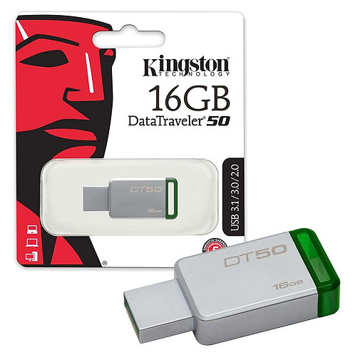 Pendrive kingston 16GB dt50/16gb