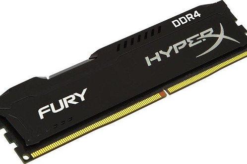 DIMM 8GB DDR4 Kingston HyperX FURY 2400mhz