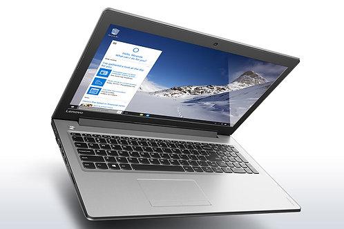 Notebook Lenovo 310-15ISK/I36100U/4GB/1TB/W10 EM SILVER i3
