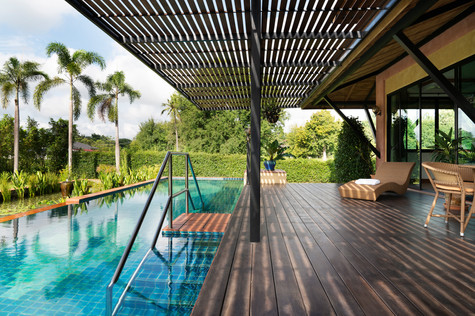 The Tropical House