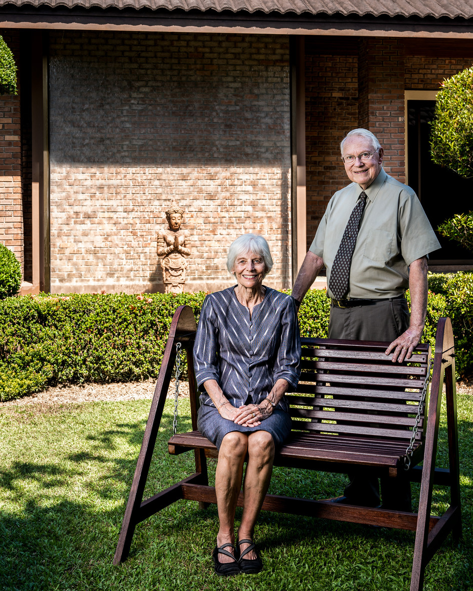 On a Mission from God: Meet these lifelong Missionaries to Chiang Mai