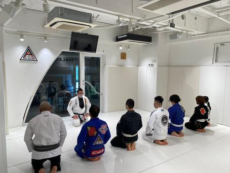 マルコスソウザ先生特別クラス様子とBonsai柔術代官山3月クラススケジュールのお知らせ