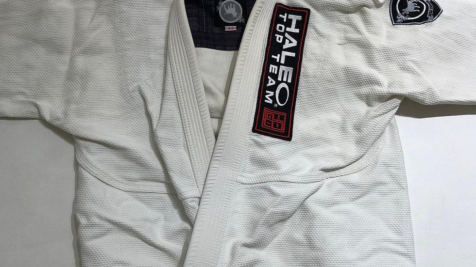 HALEOブルテリア柔術着(TOP TEAM黒)