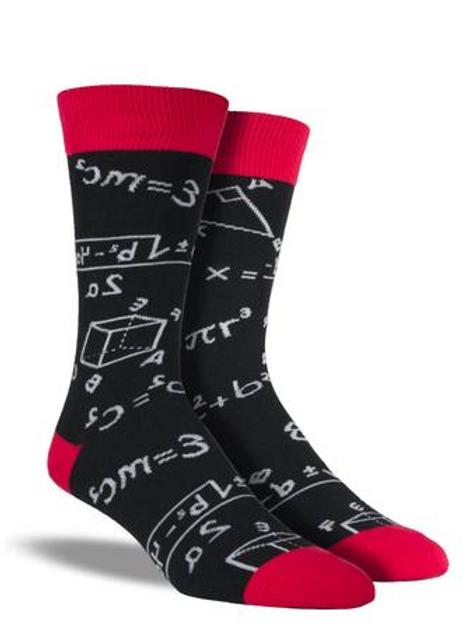 "Mens "" Math"" Red"