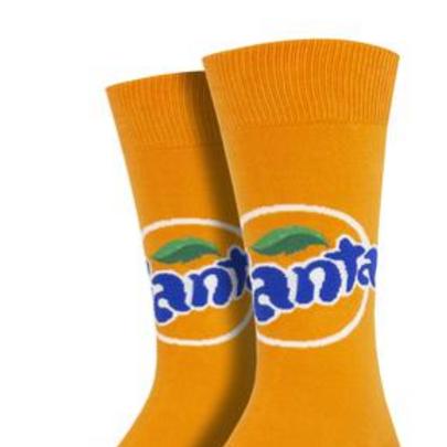 "Mens ""Fanta Orange"""