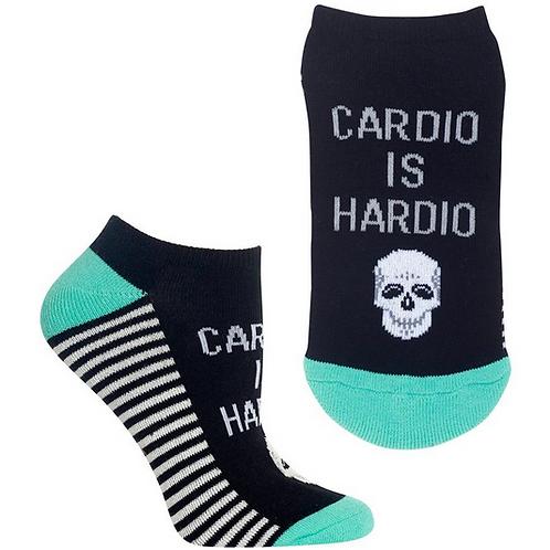 "No Show "" Cardio is Hardio"