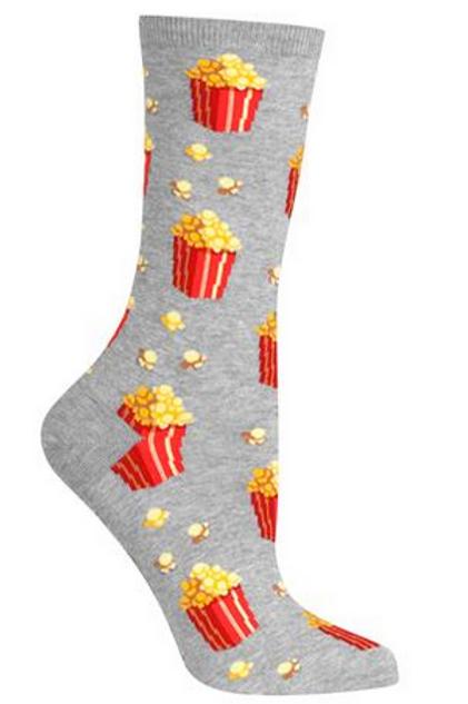 """Crew """" Popcorn"""""""