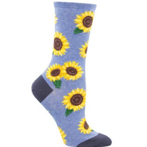 """Crew """" sunflowers"""""""