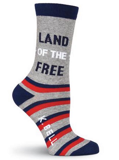 "crew "" Land of the free"""
