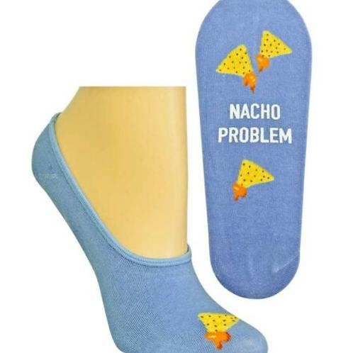 """No Show """" Nacho Problem"""""""