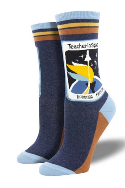 "Crew "" Teachers in Space"""