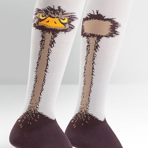 """Knee high """"Ostrich"""""""